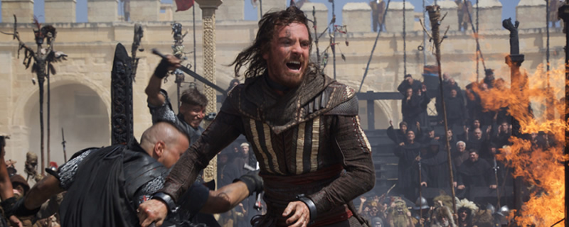 Assassin's Creed Movie World Premiere Trailer