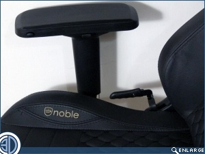 nobelchairs Epic Real Leather Gaming Chair Review
