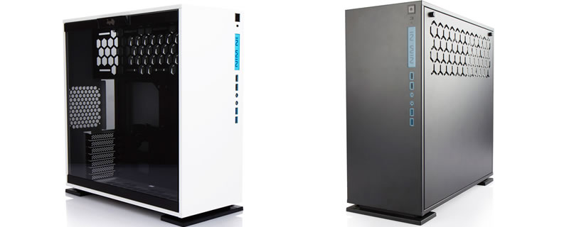 In Win Unveils the 303 Mid-Tower Case