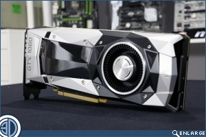 nVidia GTX 1080 Founder Edition Review