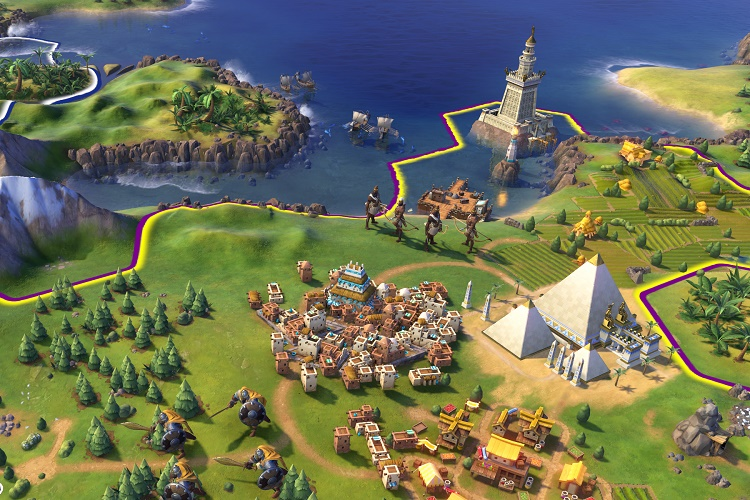 Civilization VI will reportedly support DirectX 12