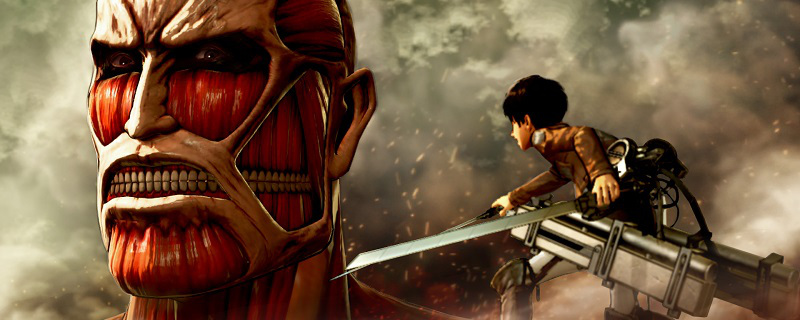 Attack on Titan: Wings of Freedom will have English Subtitles