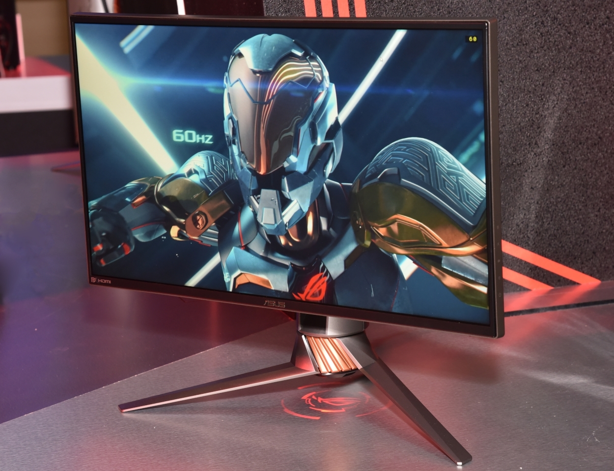 ASUS reveal their ROG Swift PG258Q 240Hz gaming monitor