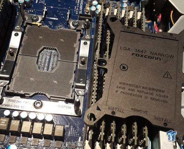Intel Skylake-E will use new LGA 3647 socket and use 6-channel DDR4 memory