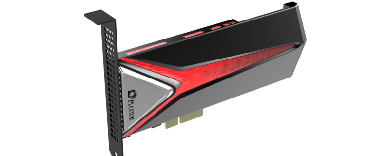 Plextor announce their M8Pe PCIe and M.2 SSDs