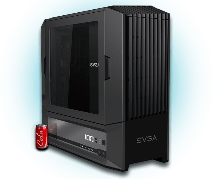 EVGA announce their DG-8 Gaming Chassis