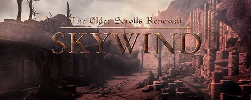 The Elder Scrolls Skywind - June 2016 Progress Update