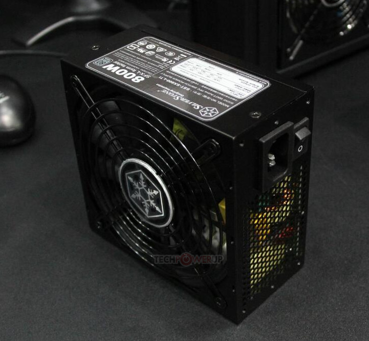 SilverStone Announces SX800-LTI 800W SFX-L Power Supply