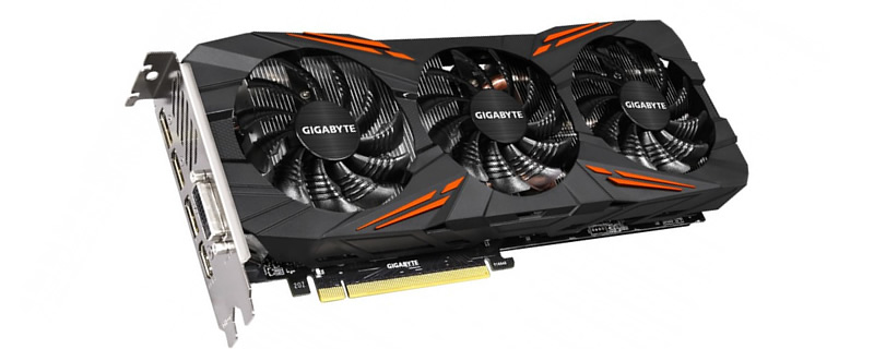 First Custom GTX 1080 GPU become available to order on Overclockers UK
