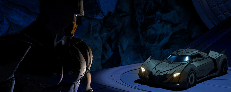 Telltale unveils their first Batman - The Telltale Series screenshots