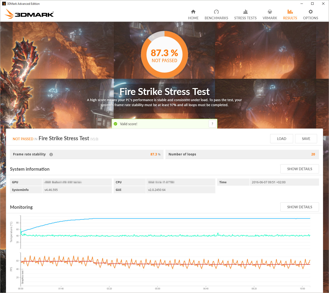 Futuremark Introduces 3DMARK Stress Tests