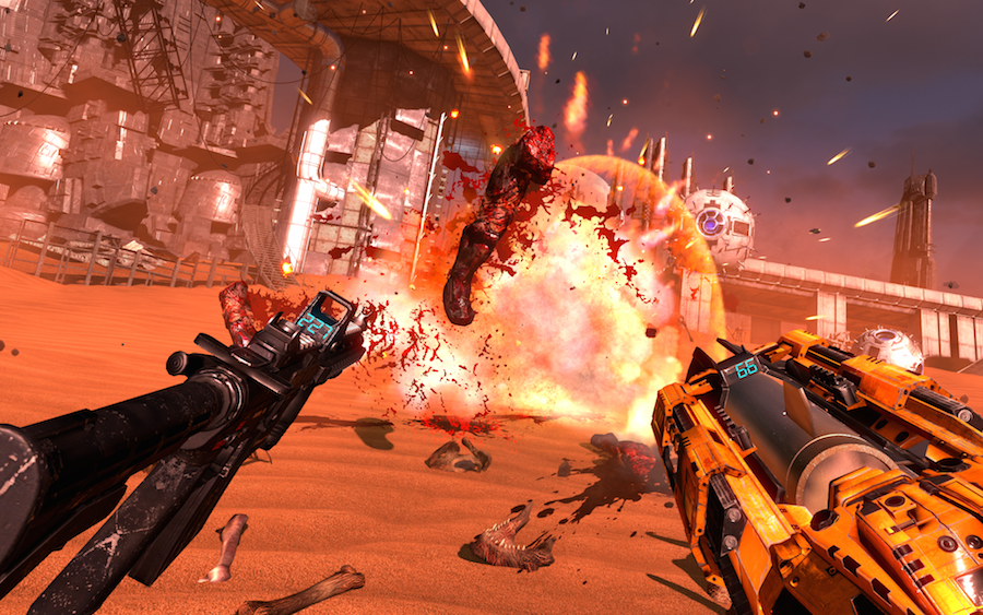 Serious Sam developers turn down offers for Oculus Exclusivity