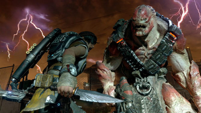 Gears of War 4 will have an unlocked framerate on PC