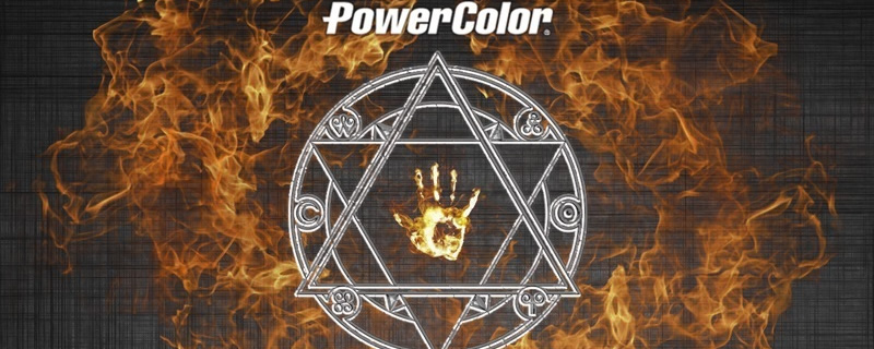 PowerColor tease a new Devil series GPU
