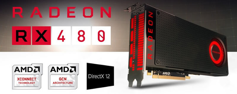AMD lists their RX 490 GPU on their website