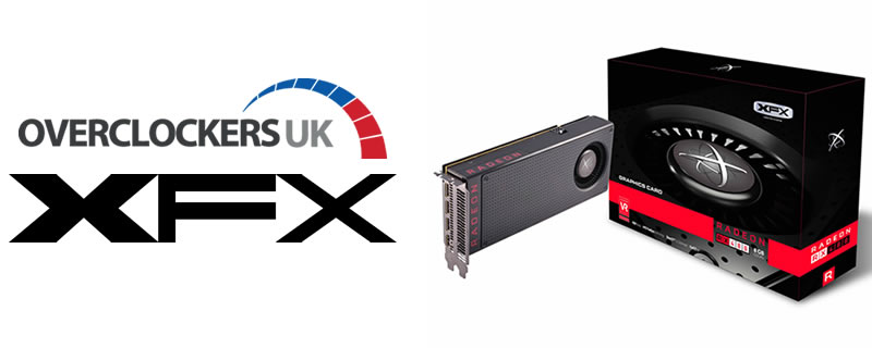 XFX RX480 COMPETITION