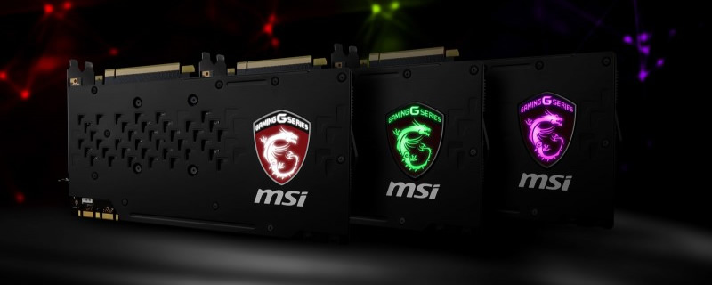 MSI reveal GTX 1080 Gaming Z RGB Specifications