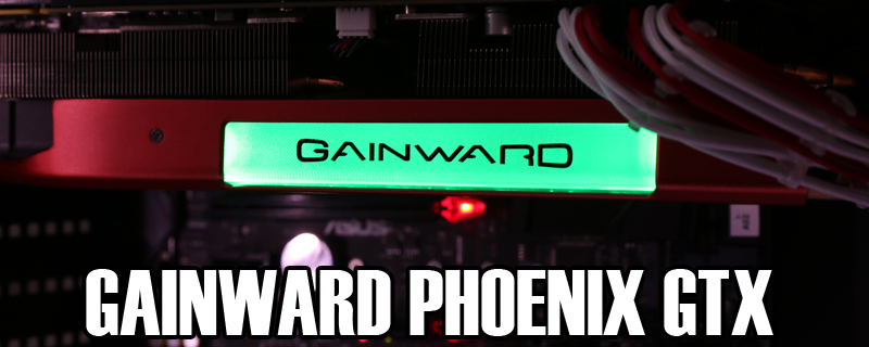 Gainward GTX 1070 and GTX 1080 Phoenix Review