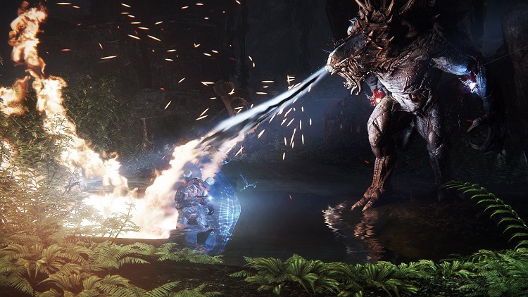 Evolve is going free-to-play