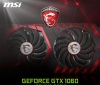 MSI tease their custom GTX 1060 Gaming X GPU