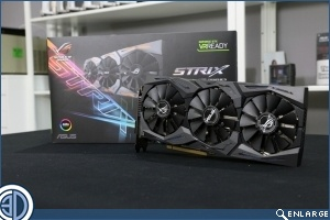 ASUS GTX 1070 Strix Review