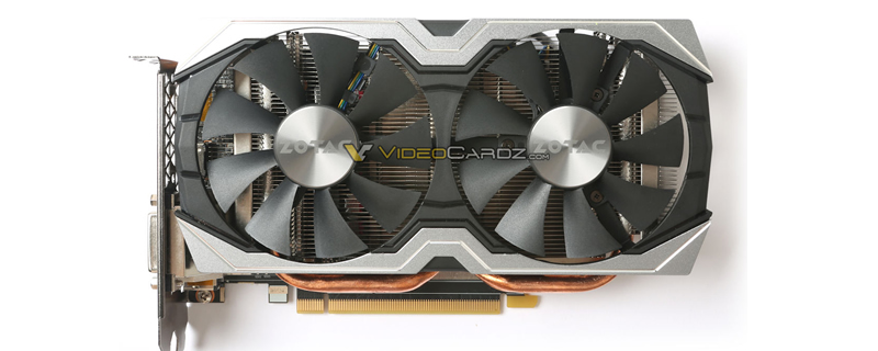 Zotac GTX 1060 ITX GPUs revealed