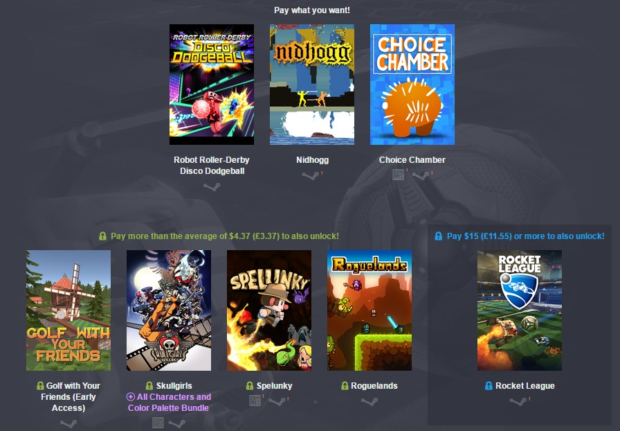 Humble Revelmode Bundle