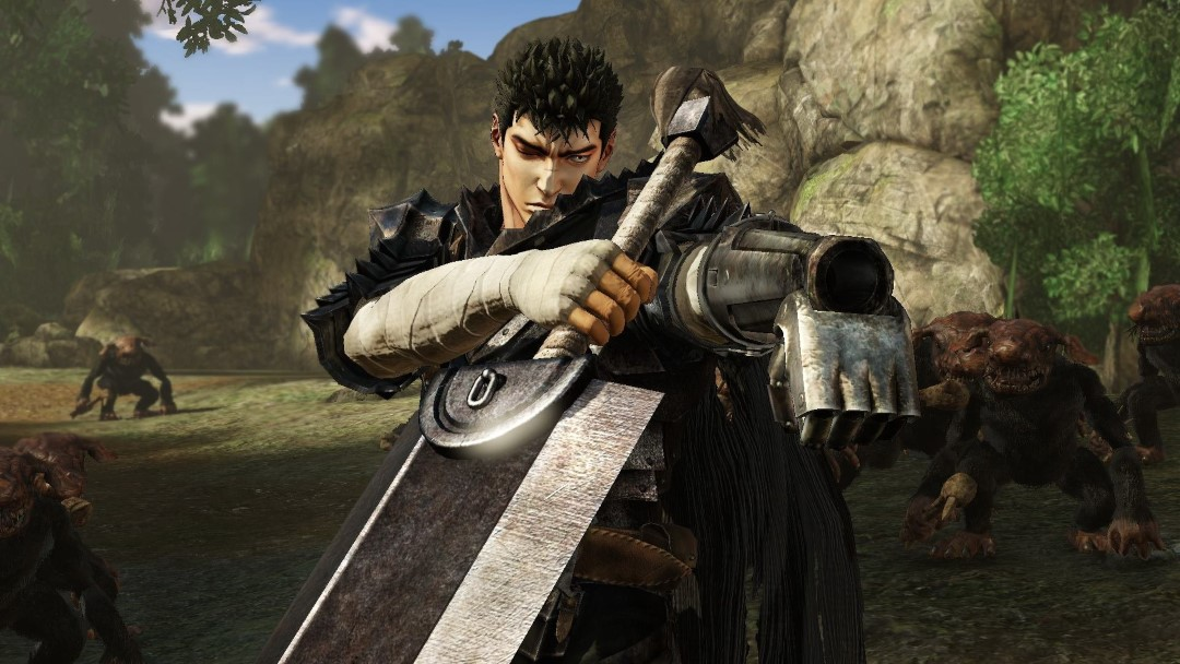 Berserk will be coming to PC this Fall