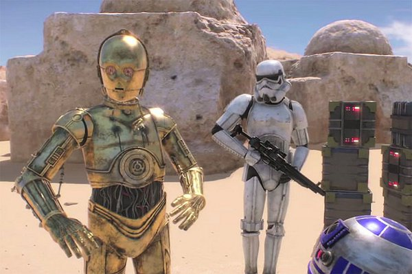 The Trails of Tatooine Star Wars VR Experience is coming to Steam on Monday