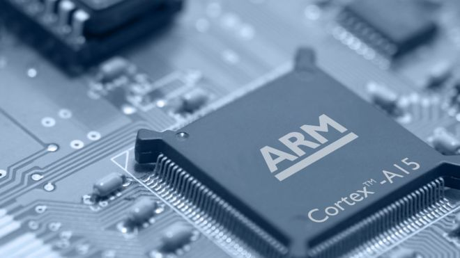 ARM to be bought for 24 billion pounds