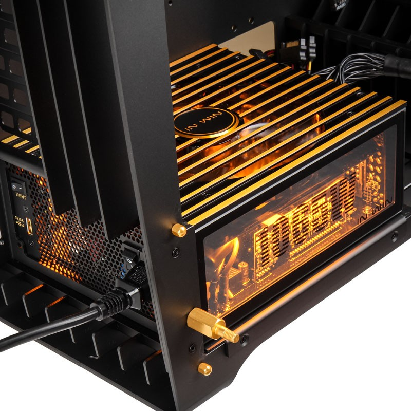 In Win announce their limited edition H-Frame 2.0 30th anniversary case