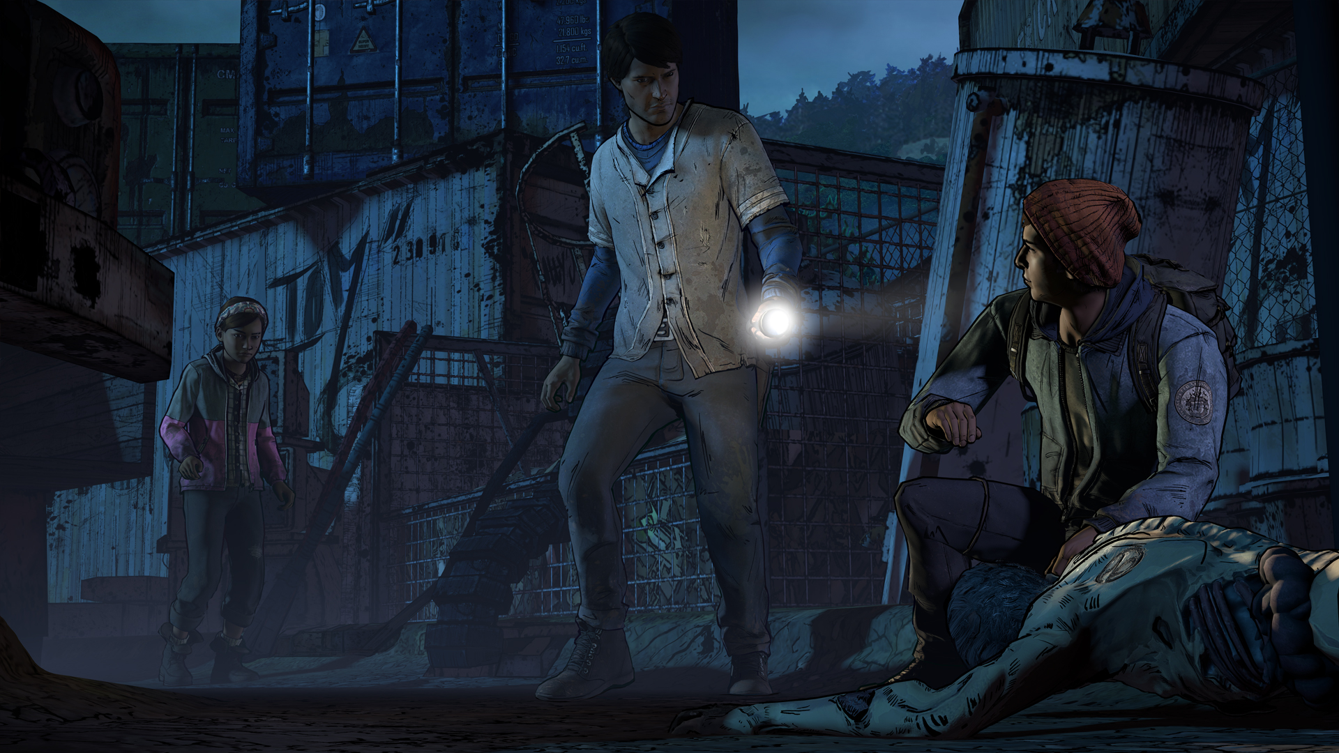 Telltale announces The Walking Dead Season 3