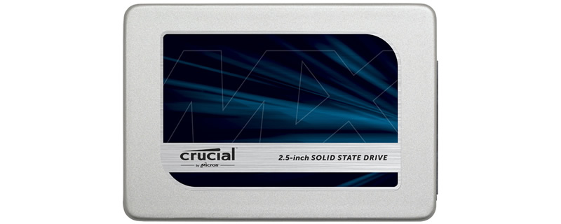 Crucial announce 275GB, 525GB and 1TB versions of their MX300 SSD