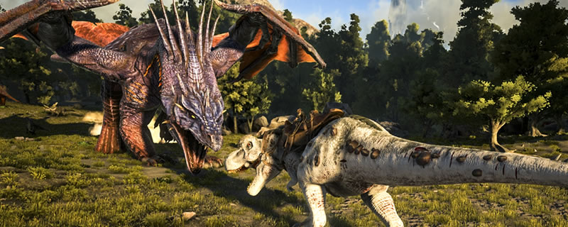 Ark: Survival Evolved is free to play this weekend