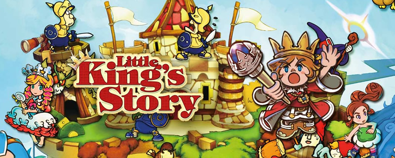 Little King's Story will be coming to PC on August 5th