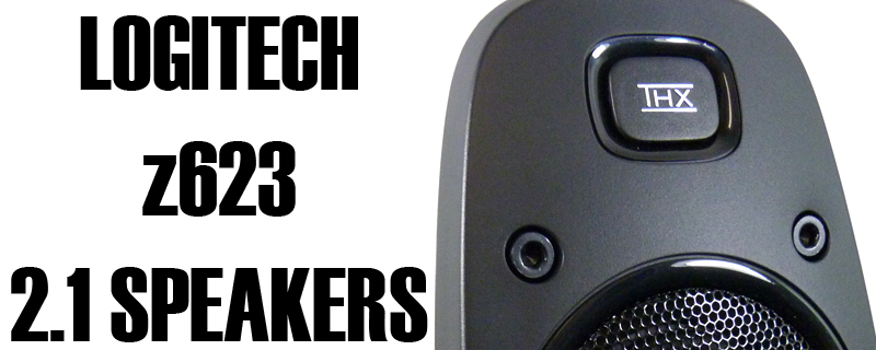 Logitech z623 2.1 Speaker Review