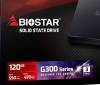 Biostar enters the SSD market with their G300 series of Solid State Drives