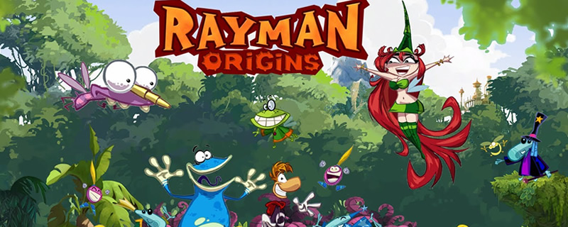 Rayman Origins will soon be a free