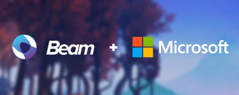 Microsoft has acquired Beam