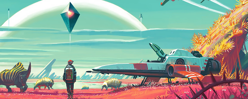 No Man's Sky PC graphical options and 4K Screenshots