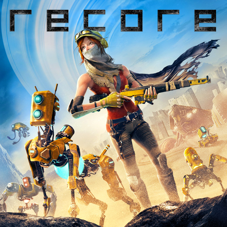 ReCore Gameplay Trailer