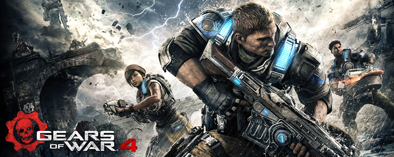 Microsoft announces their Gears of War 4 system requirements