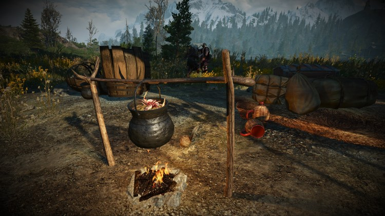 The Witcher 3 - A quick look at Nvidia's Ansel