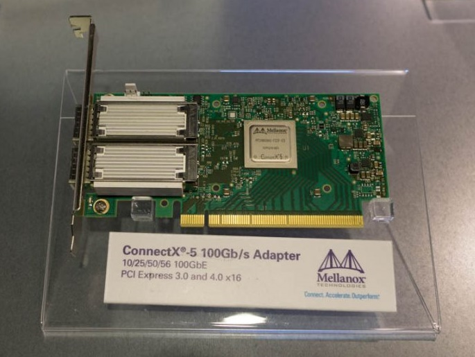 PCIe 4.0 devices are being shown off at IDF 2016