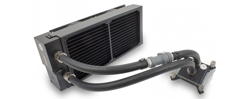 EK announces their XLC Predator 140 and 280 AIO liquid coolers