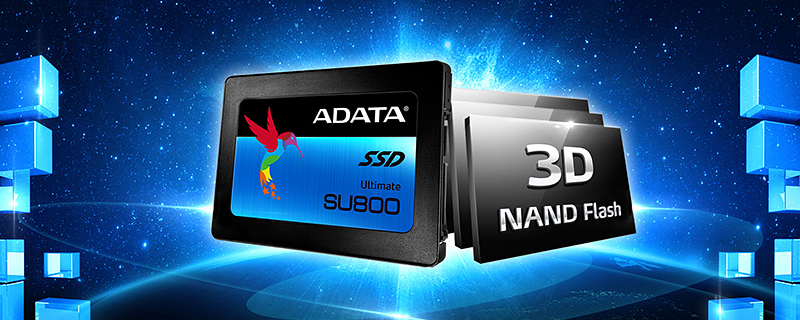 ADATA announced their Ultimate SU800 series of 3DNAND SSDs