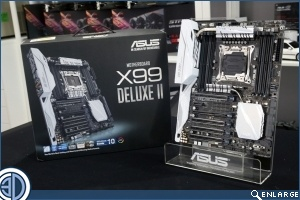 ASUS X99 Deluxe II Review