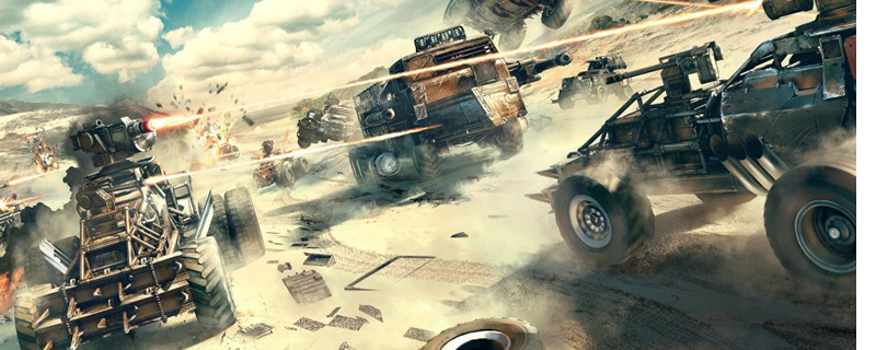 Crossout is now available to play on Steam Early Access