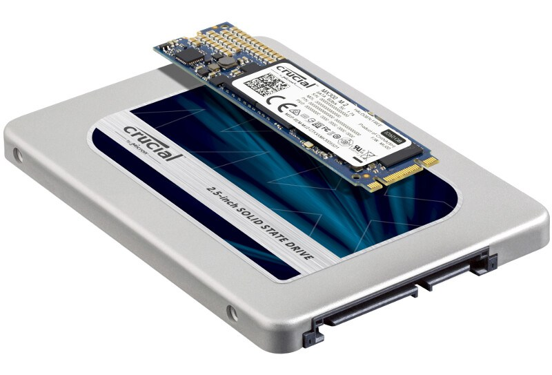 Crucial has announced a new 2TB variant of their MX300 SSD