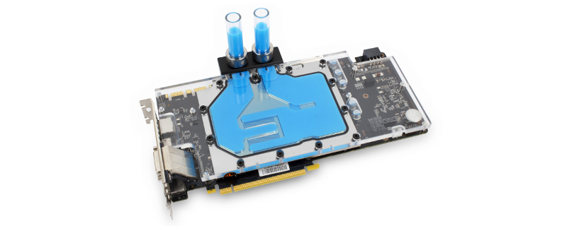 EK releases Jetstream GTX 10 series of water blocks